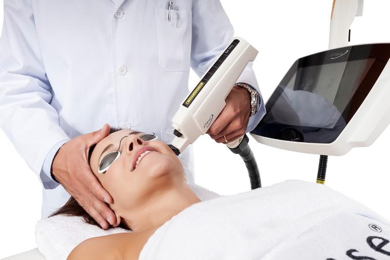 Nordys IPL sistem se uporablja za fotopomlajevanje obraza, s katerim obrazu povrnemo svežino in mladosten videz.